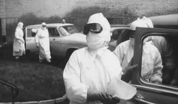 """Общественная Служба Новостей: """"Как связана искусственная Пандемия коронавируса и секретная вакцинация в СССР."""""""