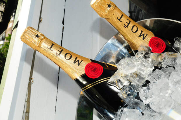 Moet Hennessy подтвердила приостановку поставок шампанского в РФ