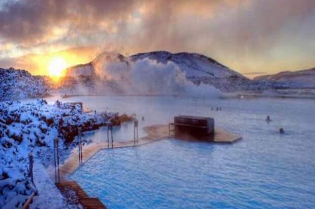 Ледяная страна Исландия – 9 уникальных объектов