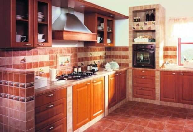 Вечные кухни - подборка идей