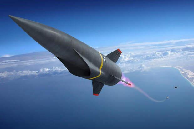 Пентагон готовит первые гиперзвуковые ракеты для поставки в ВС США