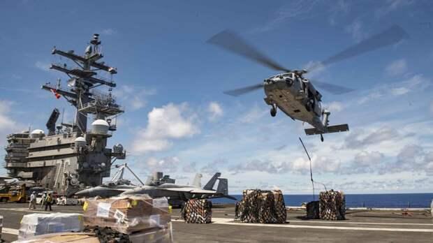 Американцы хотели заблокировать русских в Сирии и чуть не заплатили вертолётом