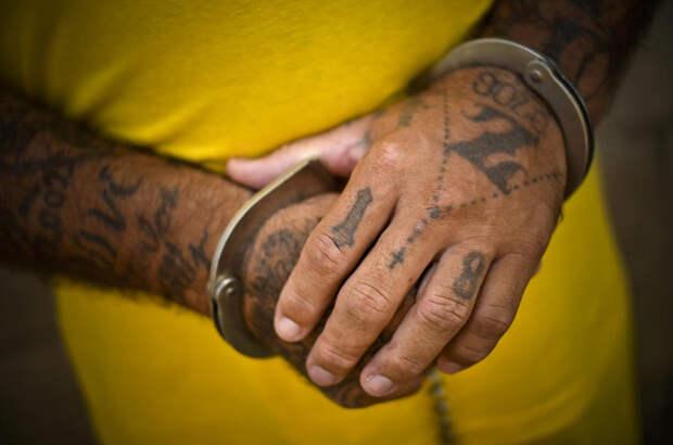 prison04 Латиноамериканские тюрьмы: мужская и женская