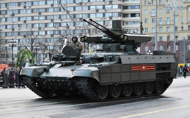 Танк для поддержки танков — аналогов в мире снова нет!