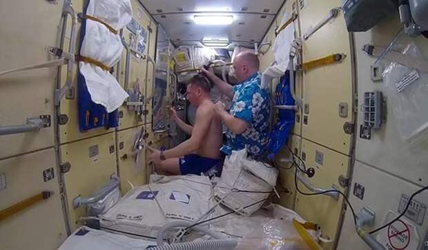 Космонавт Прокопьев поседел после разгерметизации «Союза»