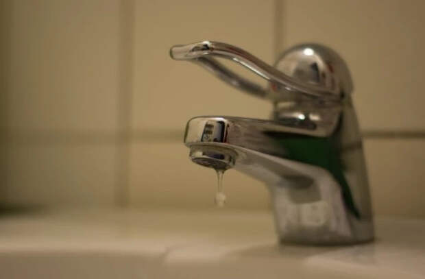 Плановое отключение подачи воды в четверг, 30 сентября