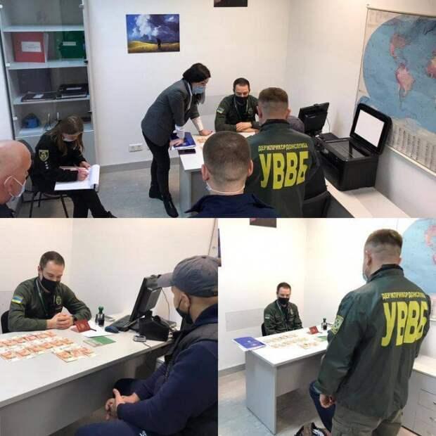 Гражданин России пытался подкупить пограничников, чтобы попасть в Украину