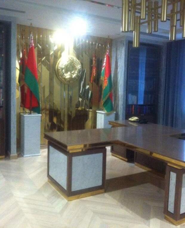Фото трехкомнатной больничной палаты Лукашенко (12 фото)