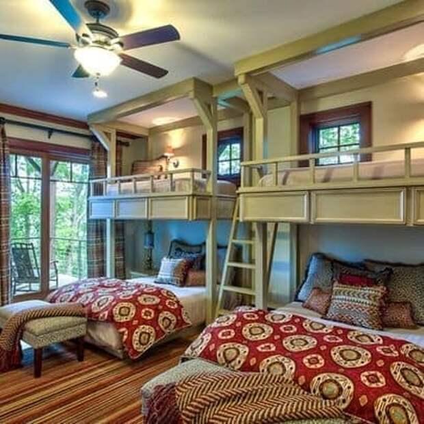 Вот 31 безумная идея для дома вашей мечты! Гениально!