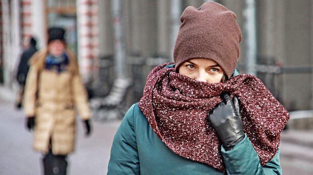 Москвичей и жителей области предупредили о возможных заморозках