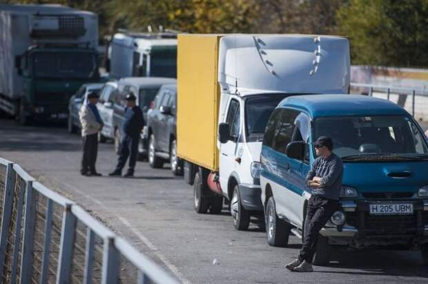 Погранслужба Киргизии сообщила о ситуации на границе с Таджикистаном