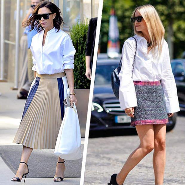 Как носить белый, чтобы выглядеть молодо: от тотал-лука до аксессуаров
