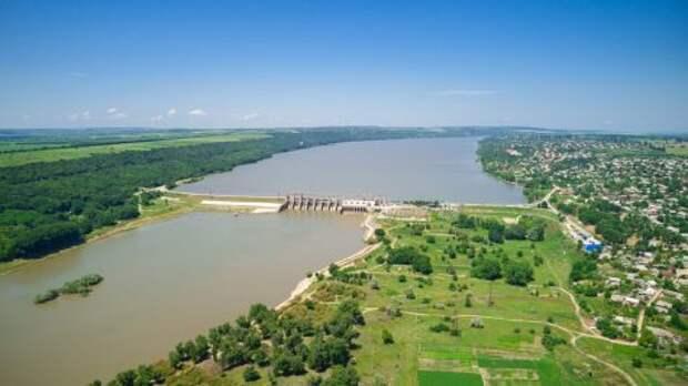 Днестровские ГЭС убивают живность ниже Наславчи