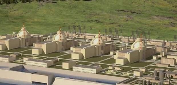 АЭС Аккую Турция