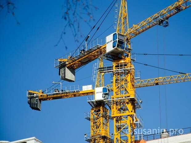Объемы ввода жилья в Удмуртии увеличились на 19%
