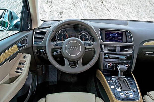 В России отзывают 14 тыс. автомобилей Audi