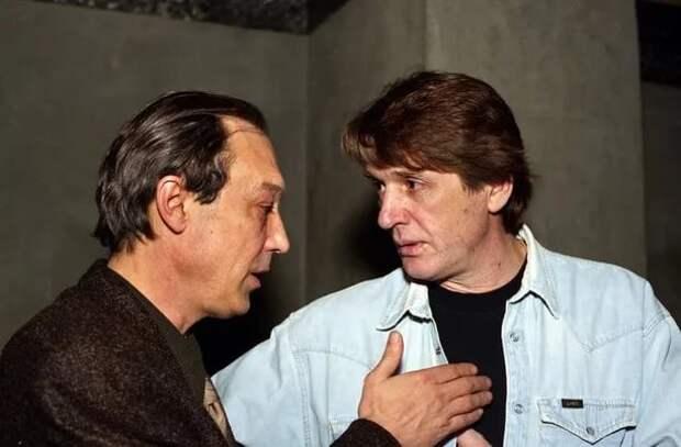Лучшие актерские дуэты. Александр Абдулов и Олег Янковский