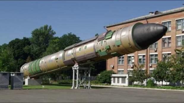 Первый испытательный пуск новой МБР «Сармат» может состояться 29 сентября