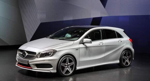 Mercedes-Benz отзывает в России 33 автомобиля
