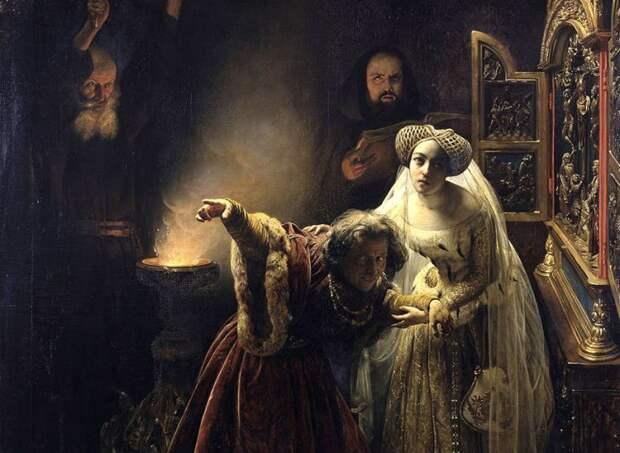 Как Одетта де Шамдивер стала «маленькой королевой» при дворе Карла VI Безумного