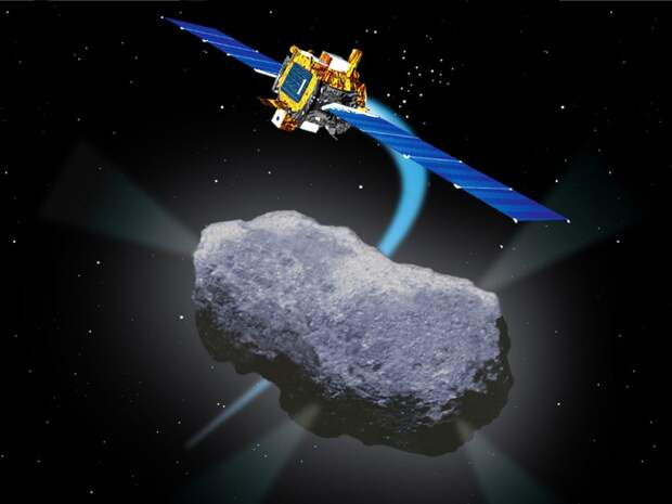 Защита от метеоритов. Грозит ли нам Армагеддон? 8
