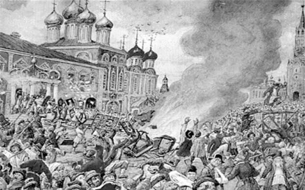 Эпидемия чумы в Москве: самая страшная в русской истории