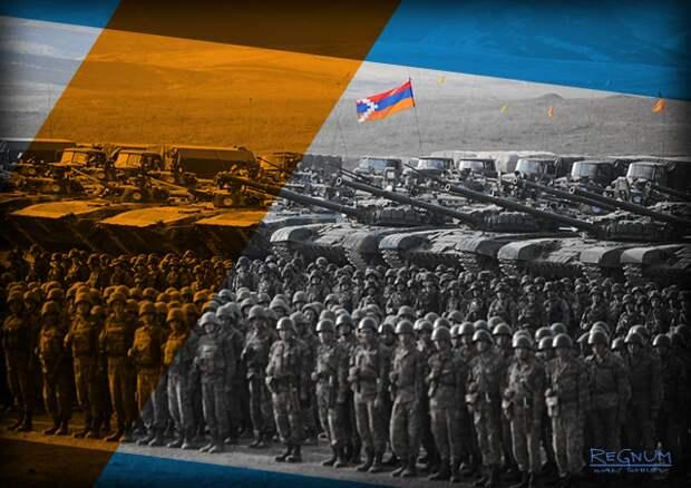 Проверка ОДКБ на прочность Карабахом