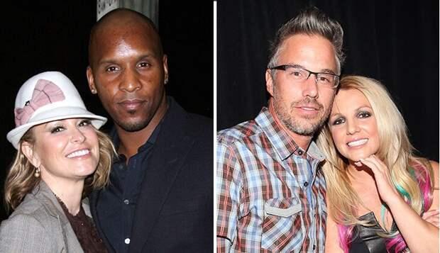 Любовь поконтракту: Бритни Спирс, Хайди Клум идругие звезды, влюбившиеся впомощников