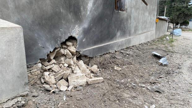 Ереван сообщил о сбитых беспилотниках Азербайджана над Арменией