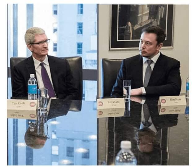 Илон Маск обвинил Apple в злоупотреблении и встал на сторону Epic Games