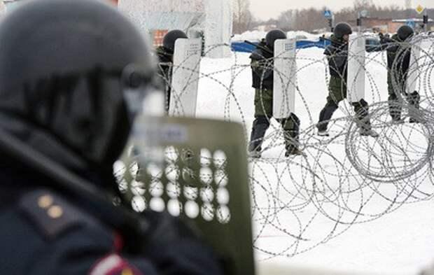 Начальник полиции Татарстана наказан после учений со школьниками
