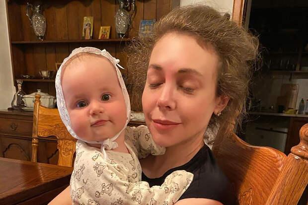 Божена Рынска и её дочь заразились коронавирусом