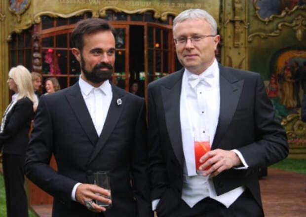 Сын русского олигарха стал пэром. Но России это не поможет