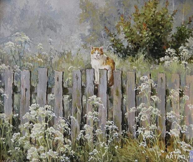 художник Наталья Головина картины – 18
