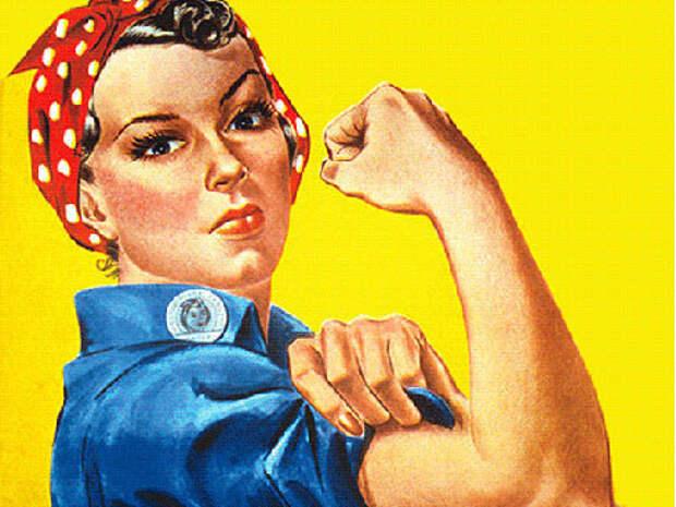 Женщины зарабатывают в России на четверть меньше мужчин