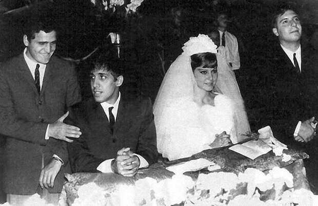 Адриано Челентано и Клаудия Мори: 50 лет вместе.