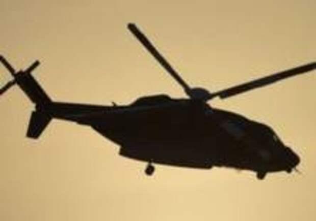 Вертолет потерпел крушение в районе Стамбула