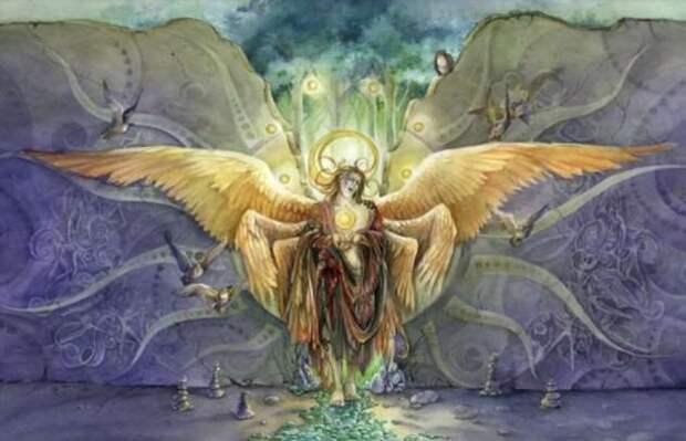 Архангелы, власти, херувимы и ещё 6 ангельских чинов. Чем они отличаются, их обязанности и задачи