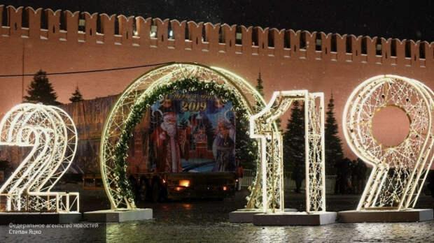 Салют, мандарины и парк: власти Москвы предложили праздничную новогоднюю программу