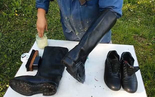 Ботинки против сапог - вековая эволюция военной обуви