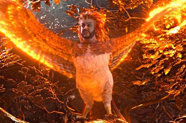 Снова в перьях: Киркоров сыграет Жар-Птицу в «Последнем богатыре»