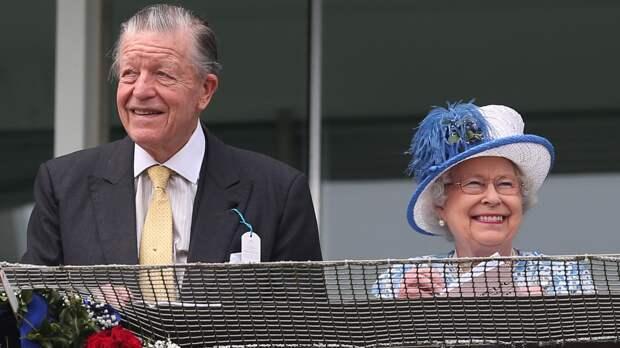 Елизавета II узнала о смерти друга в день похорон принца Филиппа