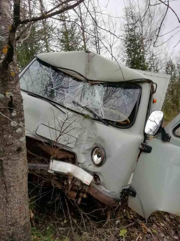 В Удмуртии пьяный водитель «Лады Приоры» пострадал в аварии