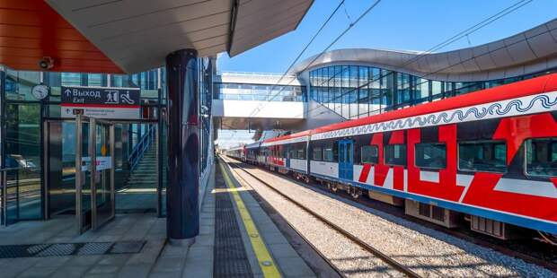 На МЦД-2 увеличен интервал движения поездов