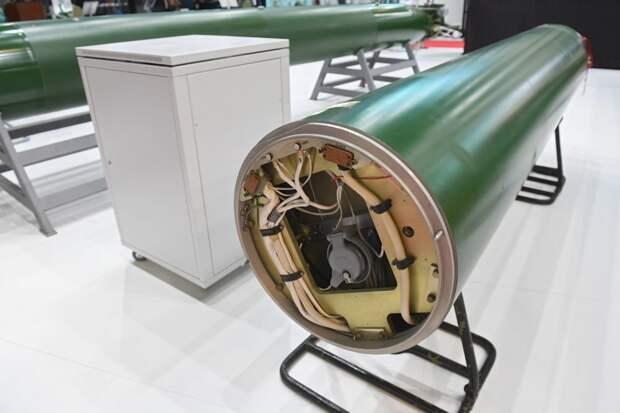 Завершены госиспытания первой российской электрической торпеды
