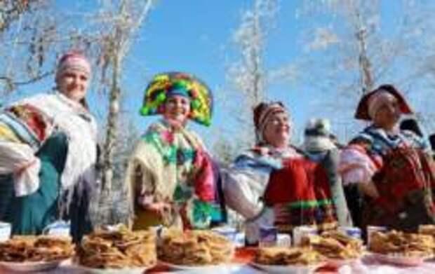 Десять лучших мест в России для празднования Масленичной недели 2019