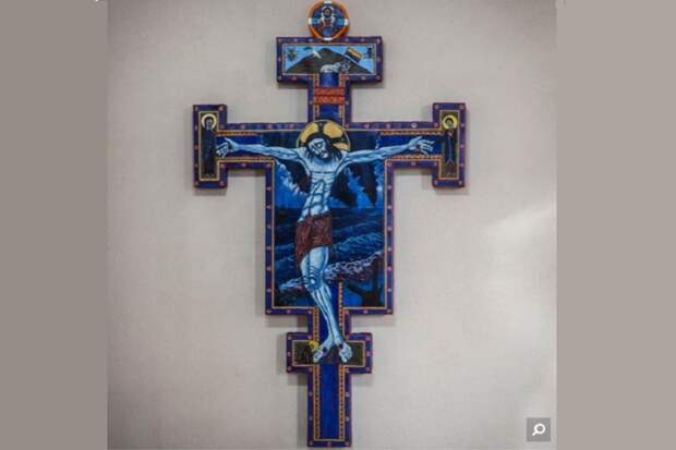 В Финляндии в оформлении церкви появился символ ЛГБТ