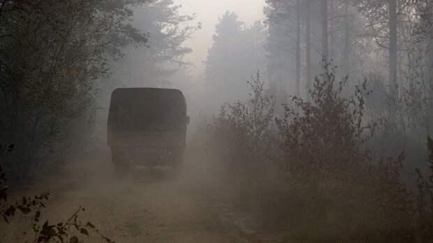 Российский турист рассказал о пожарах в Турции