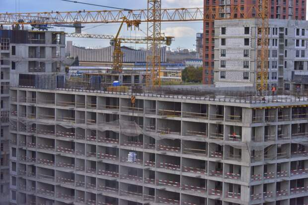 В Отрадном возведут 28-этажный жилой комплекс