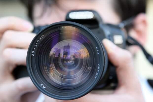 Камера. Фото: pixabay.com